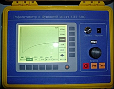 Рефлектометр для медных линий KIWI-5300